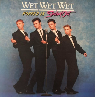 Wet Wet Wet ‎- Popped In Souled Out (LP) (G++/VG+)